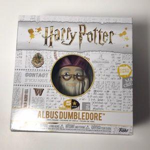 Funko Harry Potter Albus Dumbledore Figure + Bird